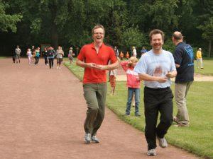 Muko-Spendenlauf Hannover 2009 - Läufer