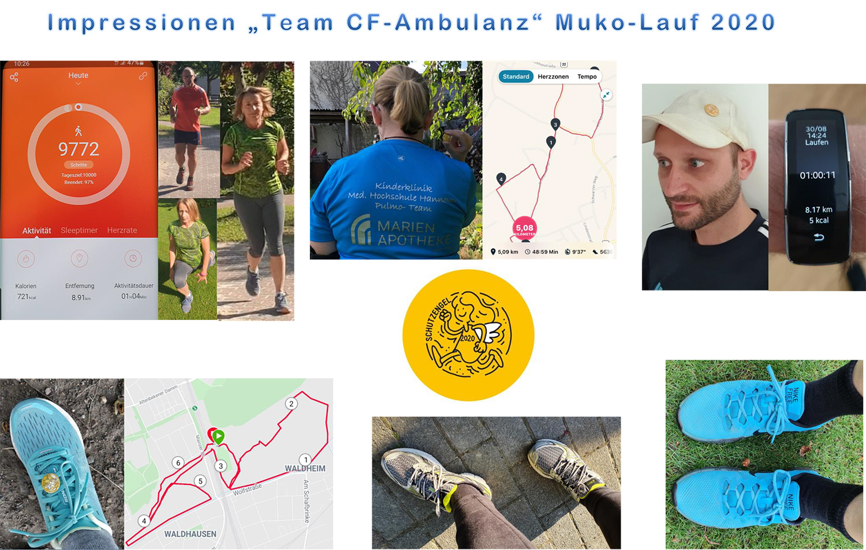 Muko-Spendenlauf 2020 CF Amb MHH