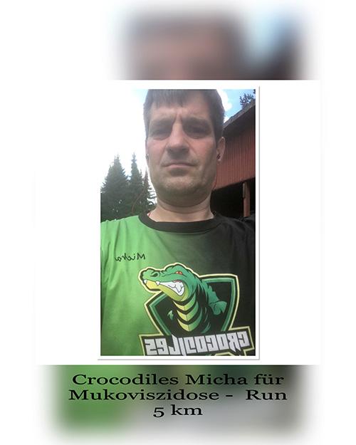 Muko-Spendenlauf 2020 Crocodiles